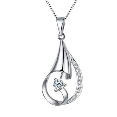 宠爱钻石吊坠