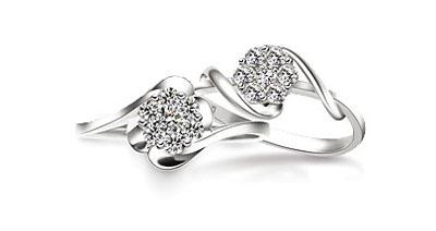 缘与美—镶钻戒指