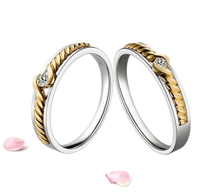 最爱美钻石戒指
